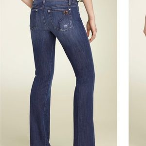 Joe's Jeans The Muse Jeans Bootcut Stretch Jeans